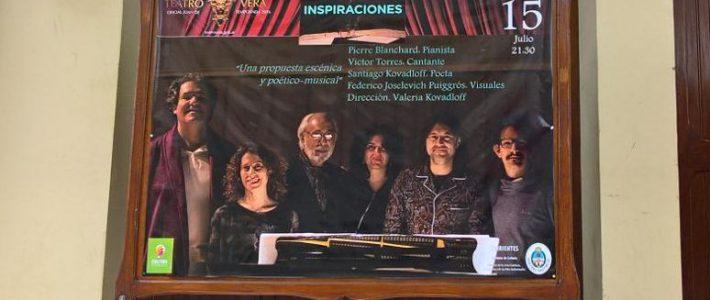 Septiembre Musical, INSPIRACIONES en Tucumán!