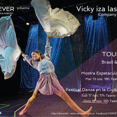 Vicky iza las Velas- Tour 2018