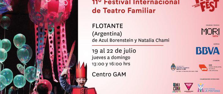 FLOTANTE en Chile y Argentina