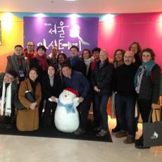 VERDEVER viajó a Corea, Bélgica, Chile y Uruguay