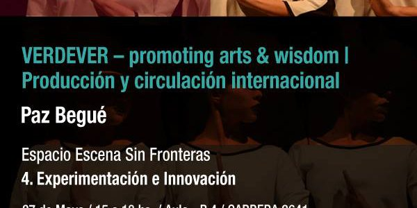 VERDEVER en el Congreso de Artes Escénicas (Buenos Aires)