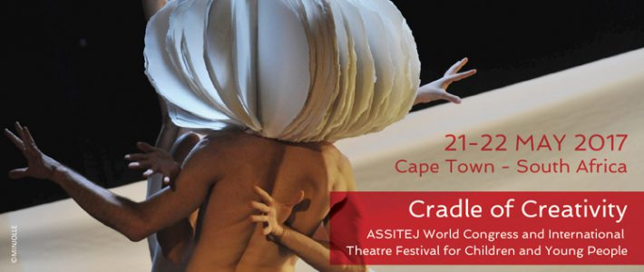 Zick Zack Puff en el Festival de ASSITEJ – Sudáfrica 2017